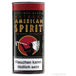 Natural American Spirit (Perique Blend)