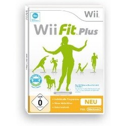 Wii Fit Plus (ohne Wii Balance Board)