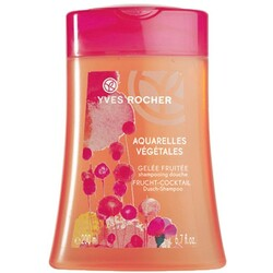 yves rocher aquarelles v g tales frucht cocktail dusch shampoo codecheck info. Black Bedroom Furniture Sets. Home Design Ideas