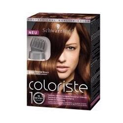 Schwarzkopf coloriste 10 minuten 660 caramel braun for 10 minuten haarfarbe