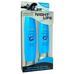 Keralock Night Life Straight Hair Shampoo