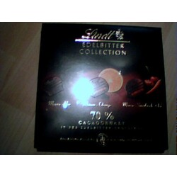 Lindt Edelbitter Collection