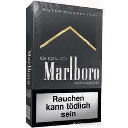 Marlboro Gold Advance