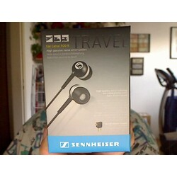 Sennheiser Ear Canal 300-II Travel