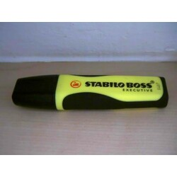 Stabilo Textmarker Boss Executive gelb 2-5mm