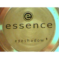 essence eyeshadow - 01 FROSTED