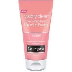 Neutrogena - Visibly Clear Pink Grapefruit Tägliches Peeling