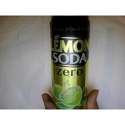 Lemon Soda Zero