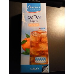 Linessa Ice Tea Light - Pfirsich