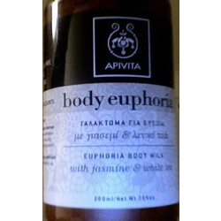 Apivita Euphoria Body Milk