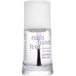 Douglas nails hands feet sparkling top coat Nagelüberlack