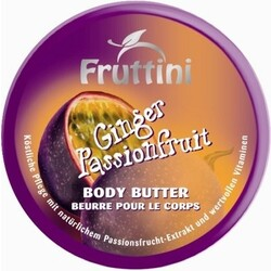 Fruttini - Body Butter Ginger Passionsfrucht