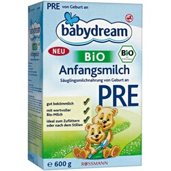 Babydream - Anfangsmilch PRE