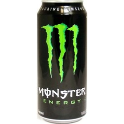 Trend Beverages - Monster Energy