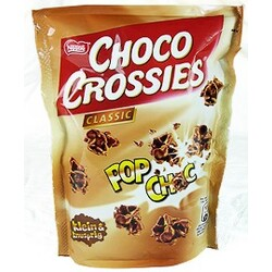 Nestle Choco Crossies Classic Pop Choc