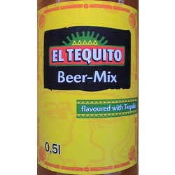 El Tequito - Beer-Mix flavoured with Tequila