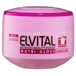 Elvital Nutri-Gloss Intensiv Beauty Maske
