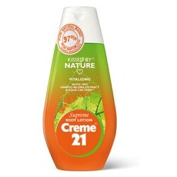 Creme 21 KISSED BY NATURE Supreme Body Lotion