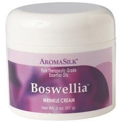 Boswellia Wrinkle Creme with MSM and Essential Oils