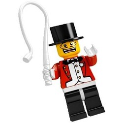 Minifig Series 2-Ring Master/Dompteur