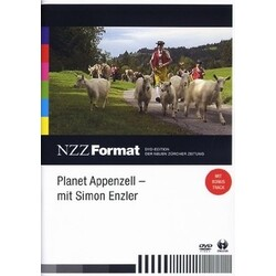 Planet Appenzell - mit Simon Enzler