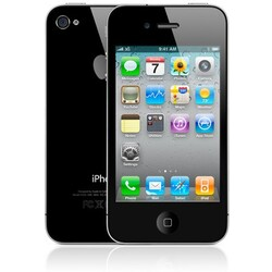 iPhone 4, black, 32GB