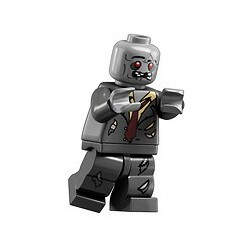 Minifig Series 1-Zombie