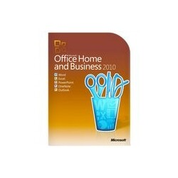 Software, Microsoft, »Office Home and Business 2010«