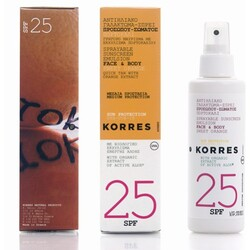 Korres Sweet Orang SprayableSunscreen Emulsion LSF 25