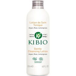 Kibio Lotion de Soin Tonique - Argan, Rose, Lemongrass