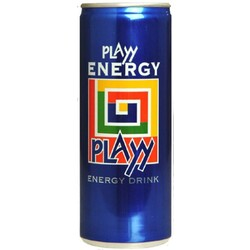PLAYY Energy Drink