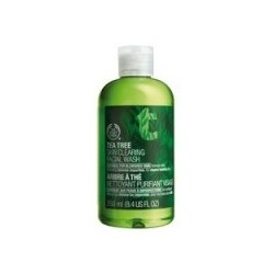 Body Shop - Tea Tree Skin Cleansing Facial Wash