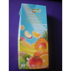 Hardthof Multivitamin 12-Frucht-Nackar light