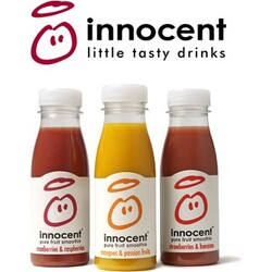 Innocent - Pure Fruit Smoothie mit Mango & Maracuja