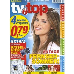 fernsehzeitschrift tvtop 4197575600790. Black Bedroom Furniture Sets. Home Design Ideas