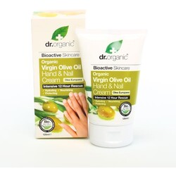 Dr. Organic Virgin Olive Oil Hand & Nail Cream