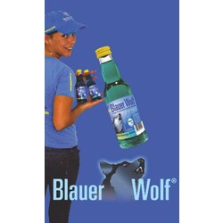 Blauer Wolf Energy Drink