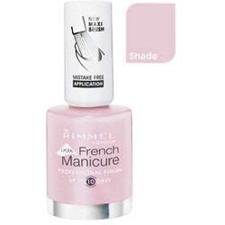 Rimmel London LYCRA® French Manicure