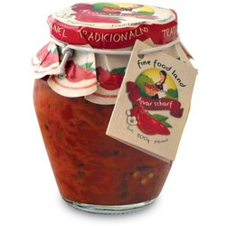 Fine Food Land - Ajvar traditionell scharf 300g