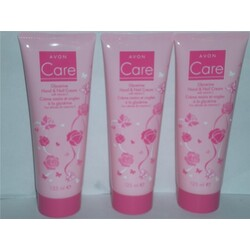avon - glycerine hand and nail cream