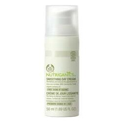 Body Shop - Nutriganics Smoothing Eye Cream