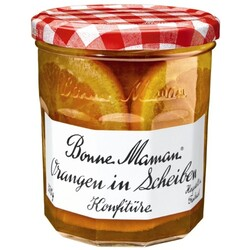Bonne Maman Orange in Scheiben Konfitüre