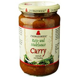 Zwergenwiese Reis- & Nudelsauce ''Curry''
