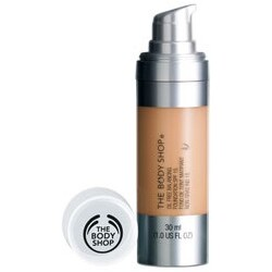 Body Shop - Oil Free Foundation SPF 15