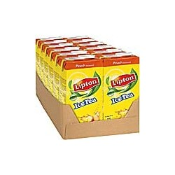 Lipton Ice Tea Peach 12x1l