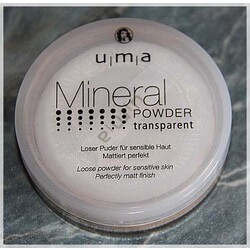 U|M|A Mineral Powder transparent