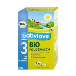 Babylove - Folgemilch 3
