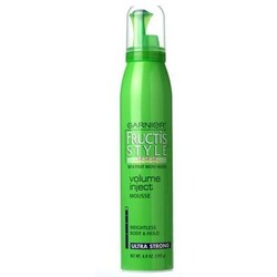 Garnier Fructis Style Volume Inject Mousse