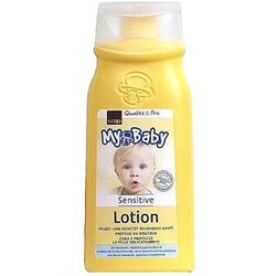 my baby sensitive lotion