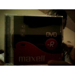 maxell DVD-R 4.7 GB